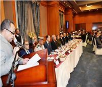 محافظ أسوان: حروب الجيل الرابع والخامس تستهدف التلاحم الذي جمع الشعب ومؤسسات الدولة