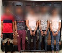 أمن الدقهلية يضبط المتهمين بخطف طالب ومساومة أسرته على دفع 5 ملايين جنيه
