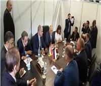 «التراس» و«السويدي» يبحثان سبل التعاون مع اتحاد الصناعة الروسي
