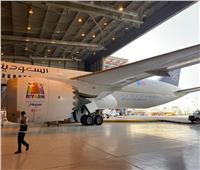 صور| شعار «موسم الرياض» يُزين طائرات الخطوط السعودية