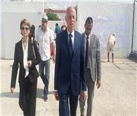 انتخابات تونس| قيس سعيد: لن أسمح بمس مصالح البلاد.. والمطبعون مع إسرائيل «خونة»