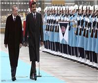 قطر خارج السرب العربي مجددا.. دعم مفتوح للعدوان التركي على سوريا