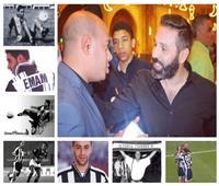 خاص| حازم إمام يكشف تفاصيل ليلة دخول تاريخ الكالتشيو أمام نابولي