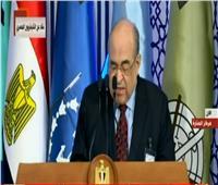 بالفيديو|  مصطفي الفقي: مصر لن تركع أبدًا مهما كانت التحديات والظروف