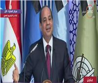 فيديو| «الرئيس السيسي» يرد على سؤال «ياسر رزق» بشأن سد النهضة