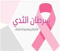 إنفوجراف| سرطان الثدي.. تعرف على الأعراض وطرق الكشف