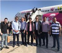 أول فوج سياحي مصري يبدأ زيارته إلى كازاخستان اليوم