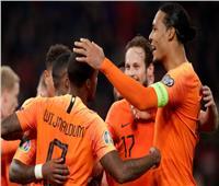 فيديو| هولندا تعبر عقبة روسيا البيضاء في تصفيات «يورو 2020»