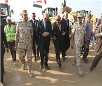 محافظة الجيزة تنفذ تدريبا لمواجهة الأزمات والكوارث «صقر 53»