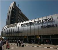بعثة المنتخب العسكرى لكرة القدم تصل مطار القاهرة للسفر إلى الصين