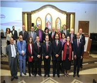 رئيس الطائفة الإنجيلية يشهد رسامة شيوخ جدد للكنيسة الإنجيلية بالجيزة