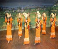 التراث الشعبي المصري بفرقة الشرقية للفنون الشعبية