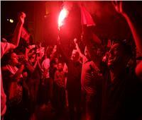انتخابات تونس| شاهد.. الاحتفالات تعم الشوارع بعد فوز قيس سعيد بالرئاسة