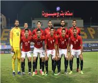 منتخب مصر الأولمبي يهزم جنوب إفريقيا بهدف رمضان صبحي