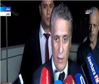 انتخابات تونس| فيديو.. أول تعليق من نبيل القوري بعد هزيمته
