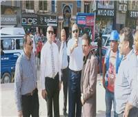 نائب محافظ القاهرة: تطوير وتوسيع شارع جسر السويس