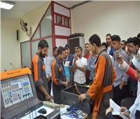 وزير التعليم العالي يتلقى تقريرا حول أول زيارة علمية لطلاب الجامعة التكنولوجية بالدلتا