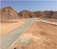 الإسكان: إنشاء سد وبحيرة صناعية لحماية منطقة وادي البيضا بجنوب سيناء من السيول