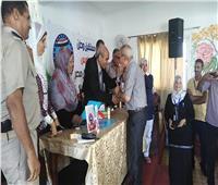 «مستقبل وطن» بكفر الشيخ يكرم عددًا من أبطال حرب أكتوبر