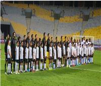 صور| التعادل السلبي يحسم الشوط الأول من ودية مصر وبوتسوانا
