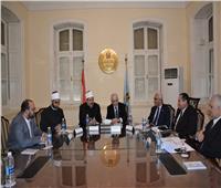 وزيرا التعليم والأوقاف يناقشان البرامج التثقيفية المشتركة