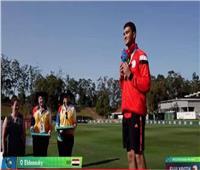 عمر الدسوقي يضيف ذهبية جديدة لمصر في بطولة العالم بأستراليا