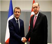 أردوغان يشرح لماكرون أهداف عملية «شرق الفرات»