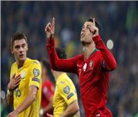 «كريستيانو رونالدو»يسجل رقمًا أسطوريًا أمام أوكرانيا