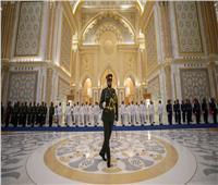 فيديو| مراسم استقبال فلاديمير بوتين في الإمارات