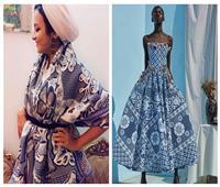 تقاليع| بعد انتشاره .. فتاة مصرية ترتدي «فستان الكوفيرته»