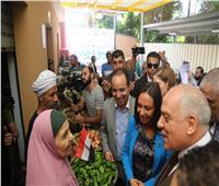 بعد تطويره.. افتتاح «سوق زنين» لتمكين النساء والفتيات