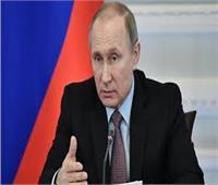 بوتين: تنسيق روسي إماراتي بشأن القضايا الدولية الملحة