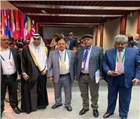 رئيس البرلمان العربي يدعو برلمانات العالم للاعتراف بدولة فلسطين