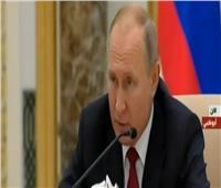 فيديو| الرئيس الروسي: تنسيق مكثف مع الإمارات حول القضايا الإقليمية والعالمية
