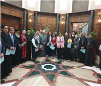 مجلس كنائس مصر يزور شيخ الأزهر