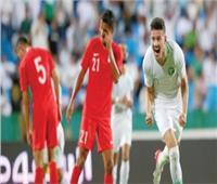 تعادل سلبي بين فلسطين والسعودية ضمن تصفيات كأس العالم