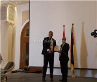 تكريم مسئول الإعلام بـ«الطاقة الذرية» في ختام موتمر «الذرة من أجل السلام»