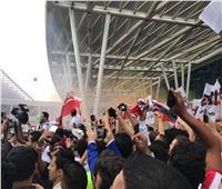 بالصور| بعثة يد الزمالك تصل مطار القاهرة عقب التتويج الأفريقي