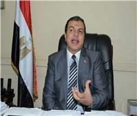 «سعفان» يبحث مع «سفير العراق» أوجه التعاون المشترك بين البلدين