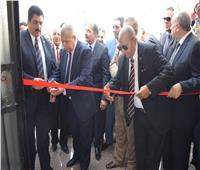 رئيس النيابة الإدارية يفتتح المقر الجديد بمدينة العبور