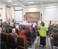 علوم القاهرة تستضيف حملة «أنت أقوى من المخدرات»