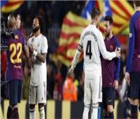 رابطة الدوري الإسباني تطلب نقل مباراة برشلونة والريال بسبب احتجاجات كتالونيا