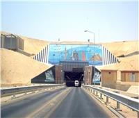 عودة الحركة المرورية بنفق الشهيد أحمد حمدي