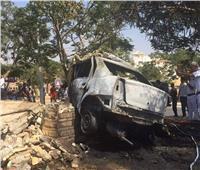 نيابة القاهرة الجديدة تكشف سبب انفجار سيارة بالتجمع