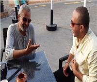 حوار  صبري فواز: أنا أهم نجم على الساحة الفنية.. وبحب أغاني محمد رمضان