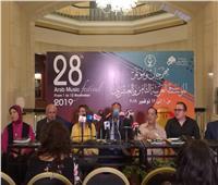 مجدي صابر: مهرجان الموسيقى فخر لمصر.. وننافس به عربيًا