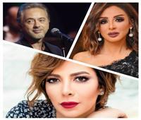 أنغام وأصالة وخوري يعودون لأحضان مهرجان الموسيقى العربية