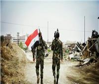 الجيش السوري يدخل مدينة عين العرب