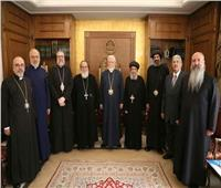 الاجتماع الدوري للعائلة الأرثوذكسية بأنطلياس لبنان