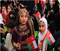 احتفاء كبير بالمرأة العمانية فى الأعياد الوطنية الـ٤٩ للسلطنة
